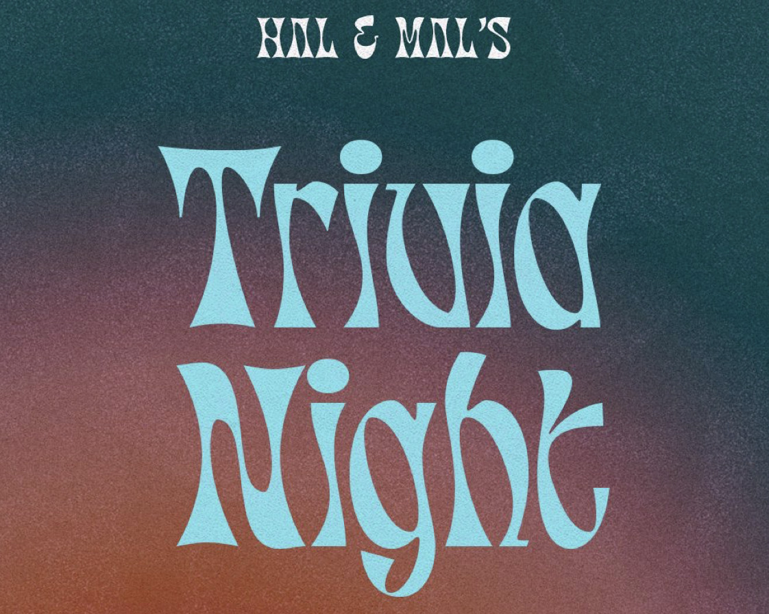 Trivia Night | Hal & Mal's