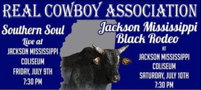Jackson Mississippi Black Rodeo