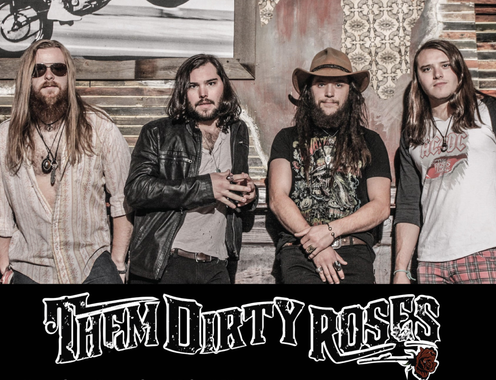 Them Dirty Roses at Martin's Downtown