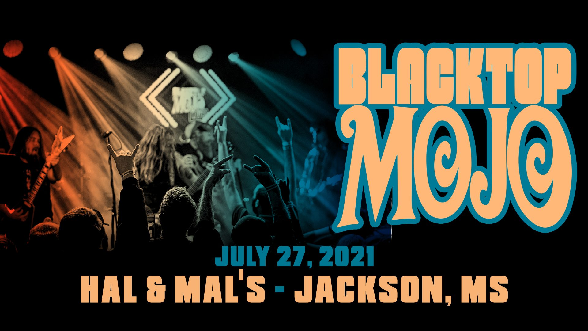 Blacktop Mojo at Hal & Mal's