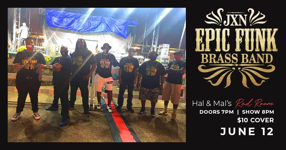 Epic Funk Brass Band