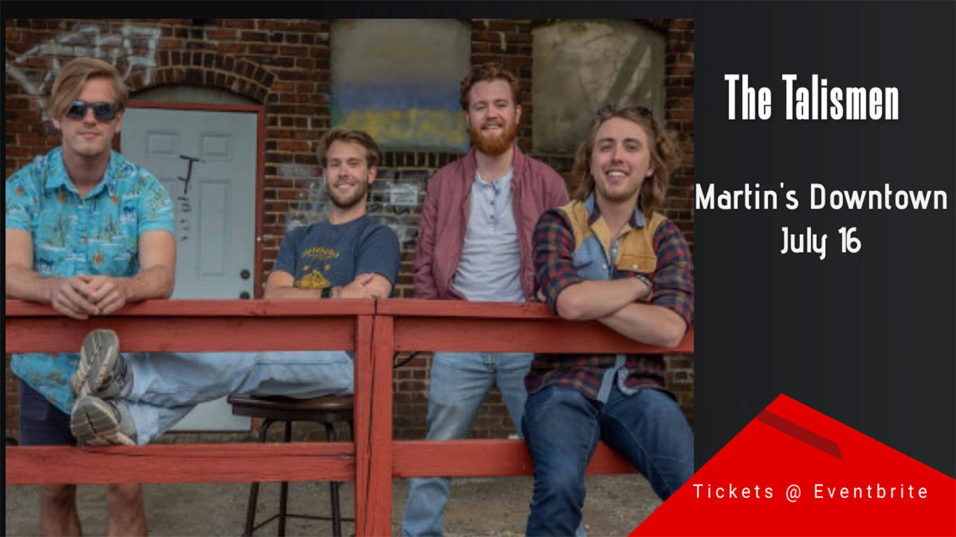 The Talismen at Martin's Downtown