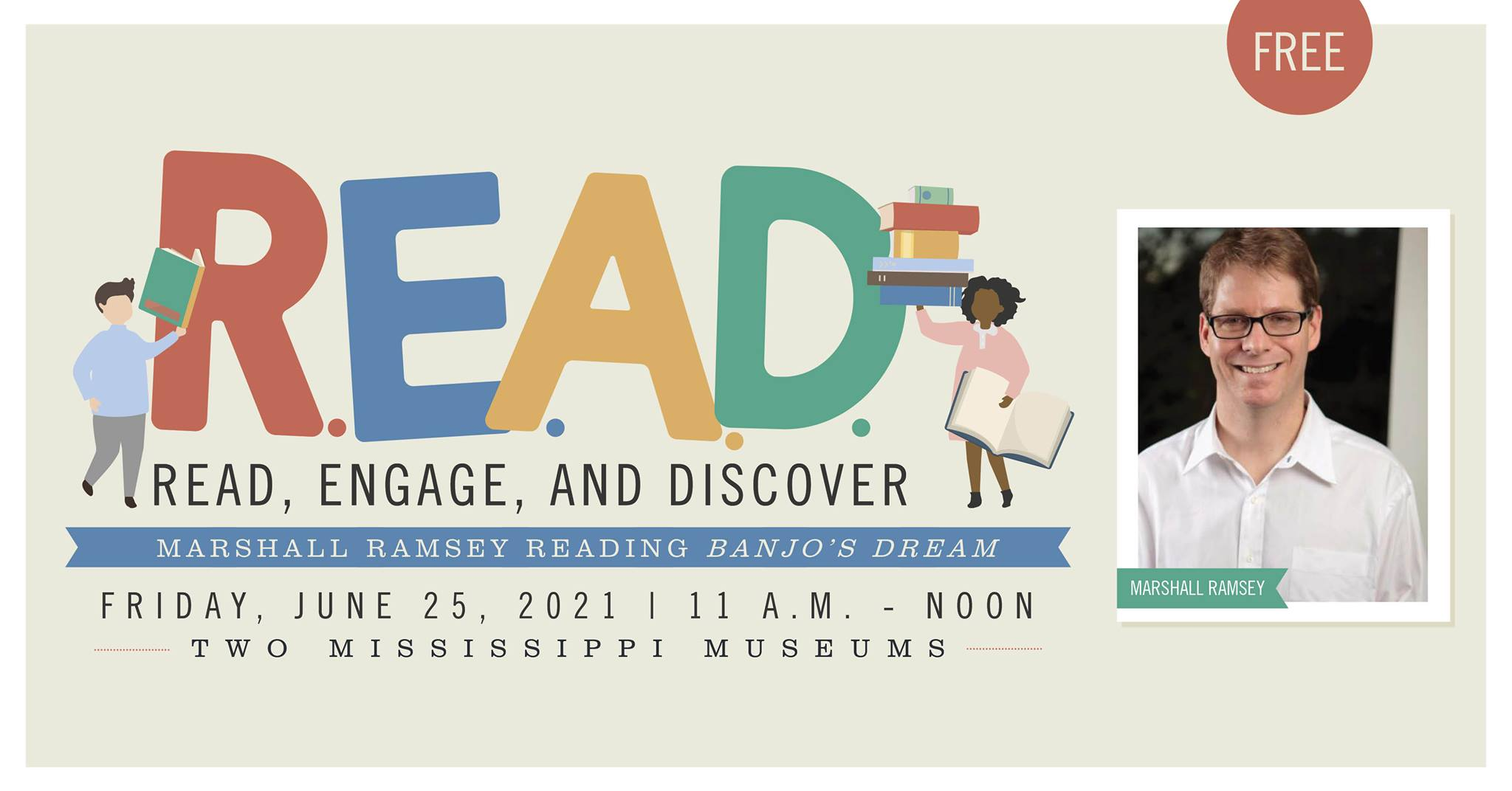 R.E.A.D. (Read, Engage, and Discover)
