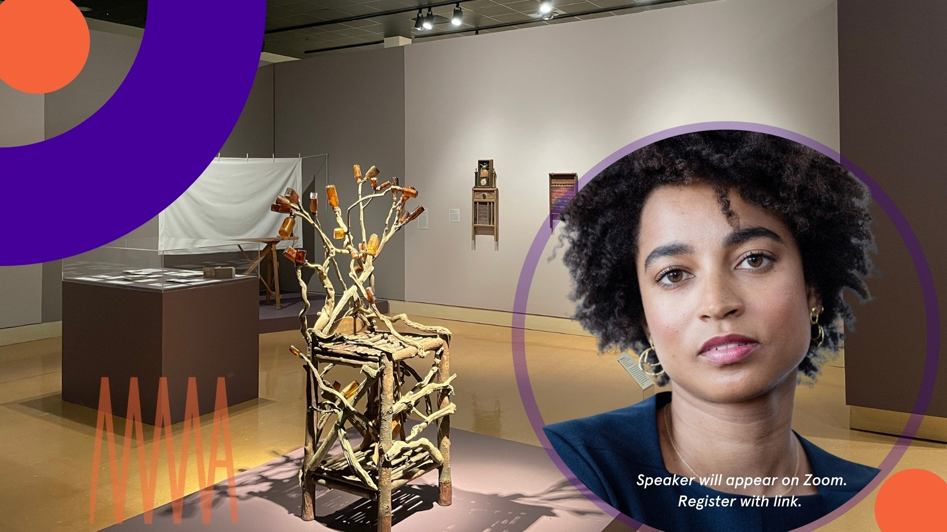 Curator Talk | Call and Response with Rujeko Hockley