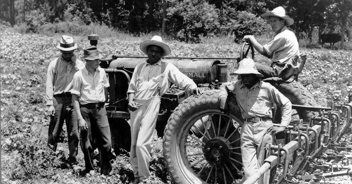 "History Is Lunch: Robert Hunt Ferguson, ""The Saga of Providence Cooperative Farm"""