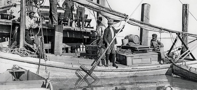 """History Is Lunch: Deanne Stephens, """"A History of the Mississippi Seafood Industry"""""""