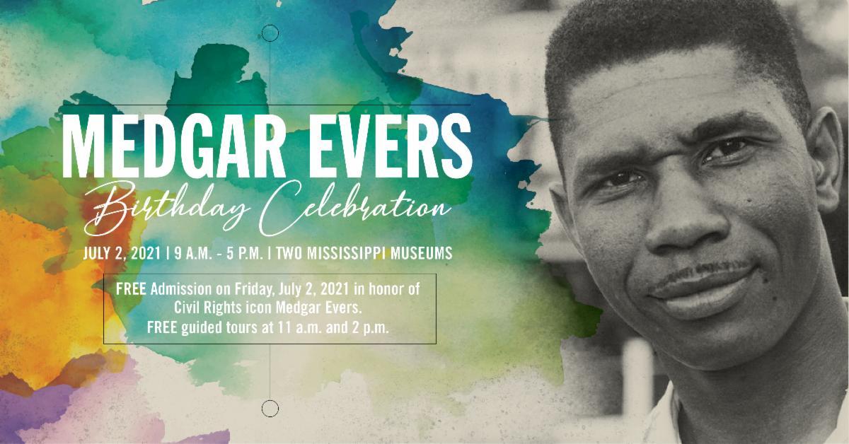 Medgar Evers Birthday Celebration
