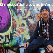 JXN noted as one of the 10 most artistic towns in America