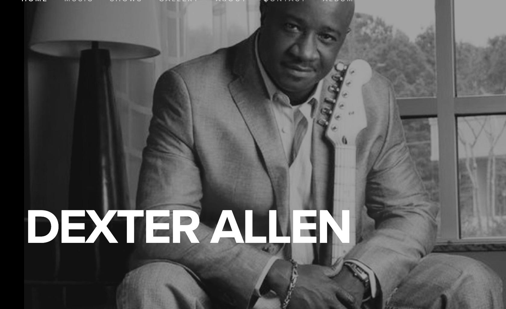 Dexter Allen at FJC