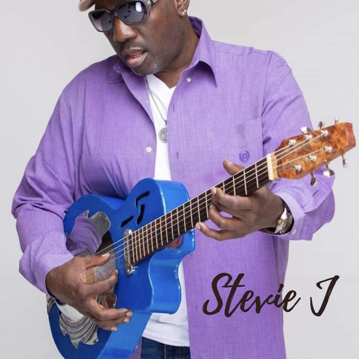 Stevie J at Frank Jones Corner