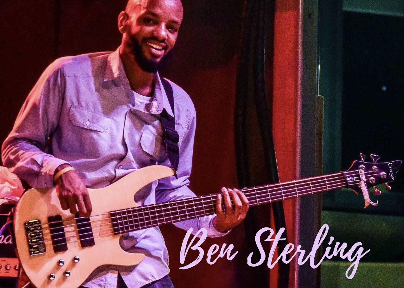Ben Sterling at FJC