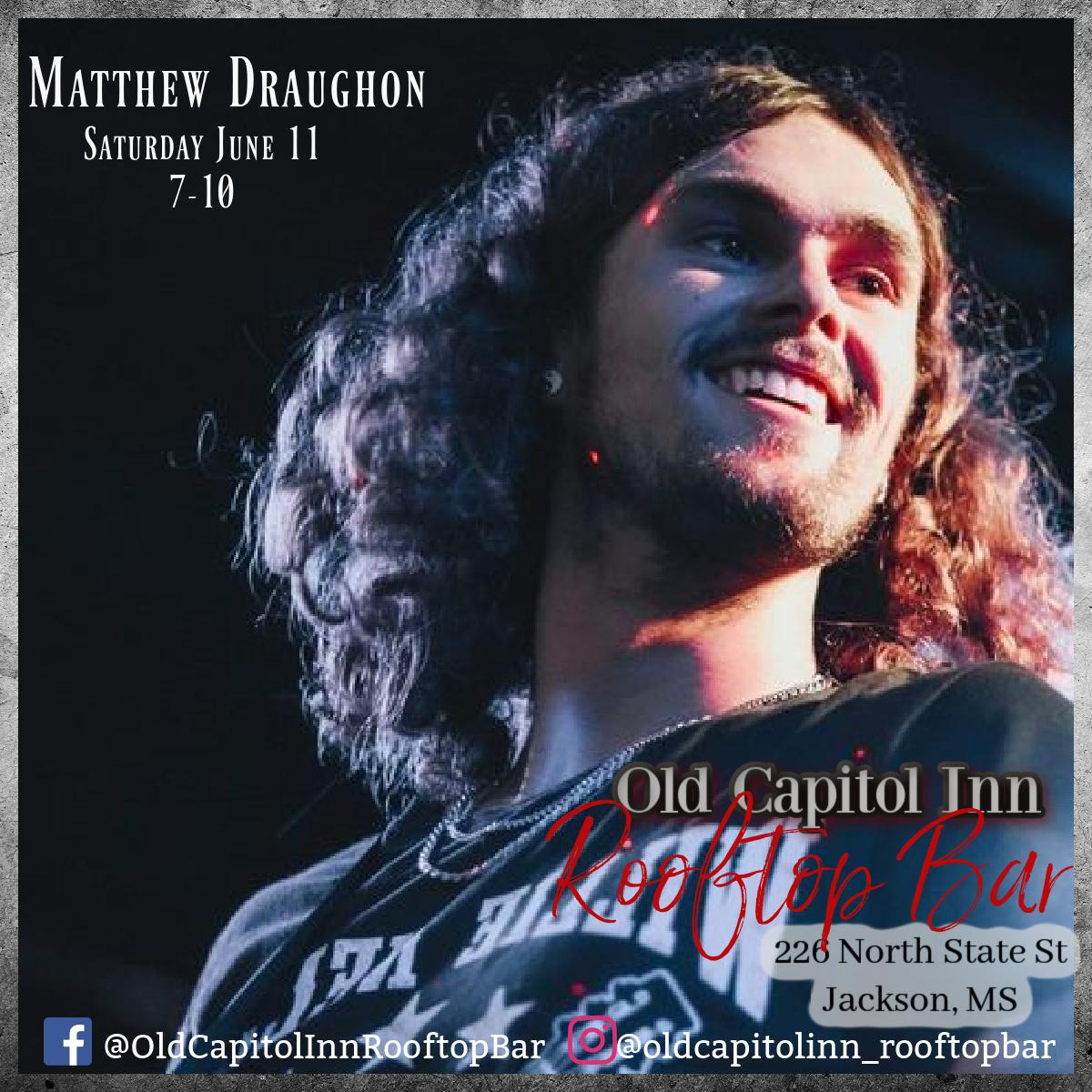 LIVE: Matthew Draughon