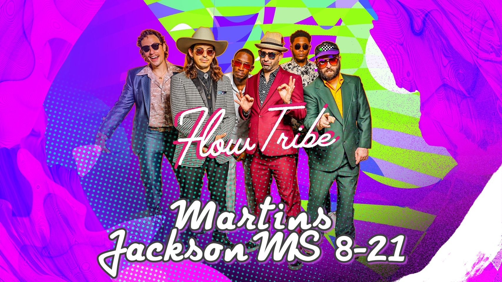 Flow Tribe Live at Martin's Downtown