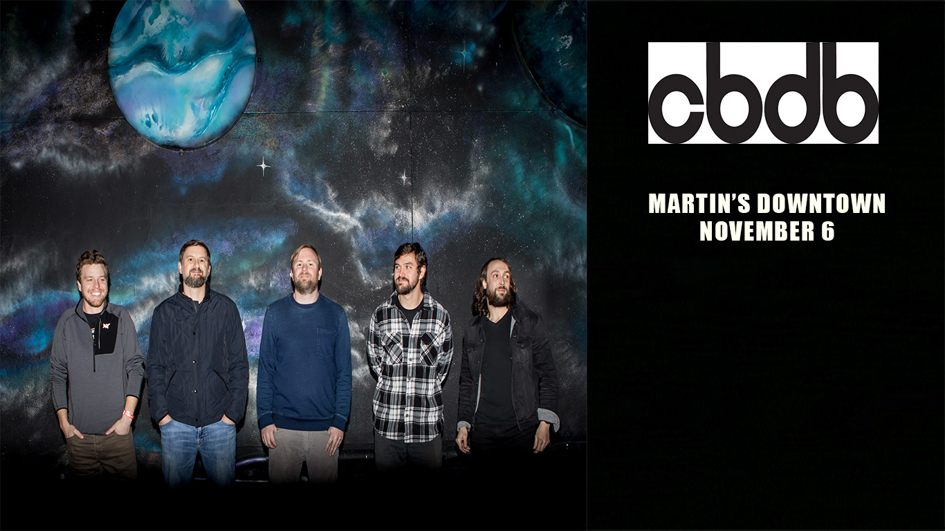 CBDB Live at Martin's Downtown