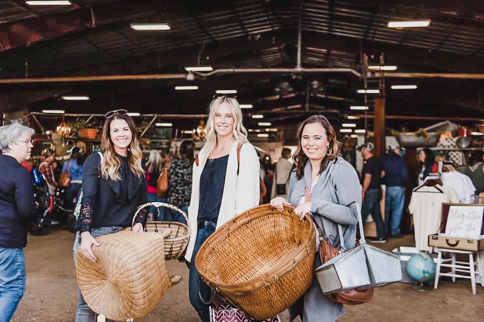 Vintage Market Days of Mississippi- 'All Is Bright'
