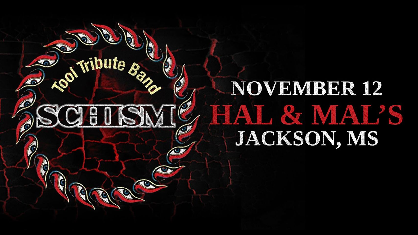 Schism (Tool Tribute) at Hal & Mal's