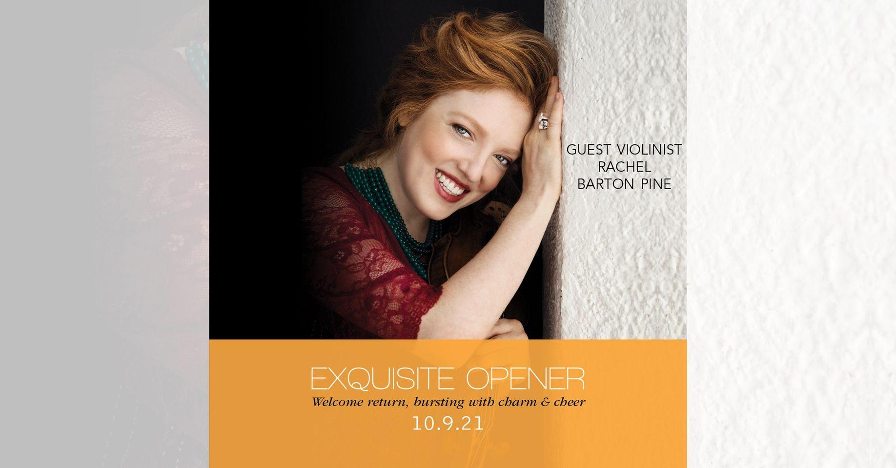 Mississippi Symphony Orchestra's Bravo I – Exquisite Opener