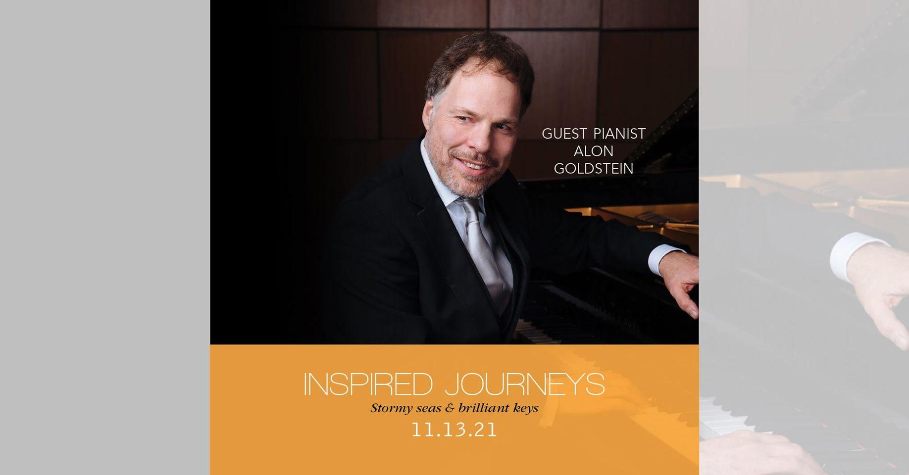 Mississippi Symphony Orchestra's Bravo II – Inspired Journeys