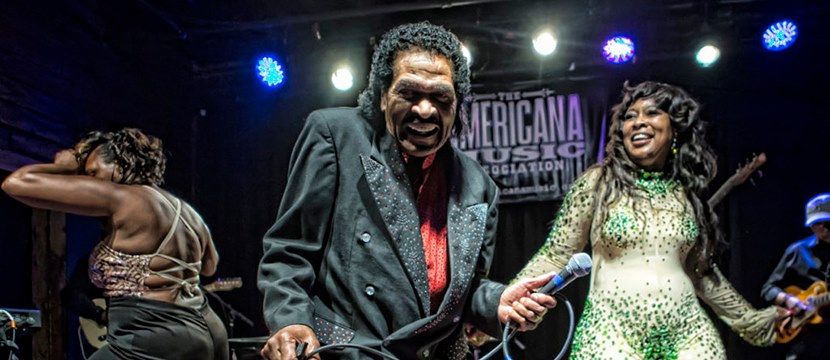 """History Is Lunch: Bobby Rush and Brinda Willis, """"My American Blues Story"""""""