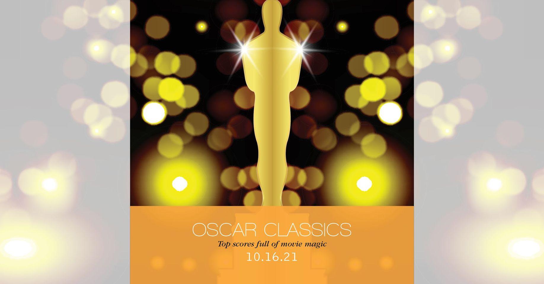 Mississippi Symphony Orchestra's Pops I – Oscar Classics