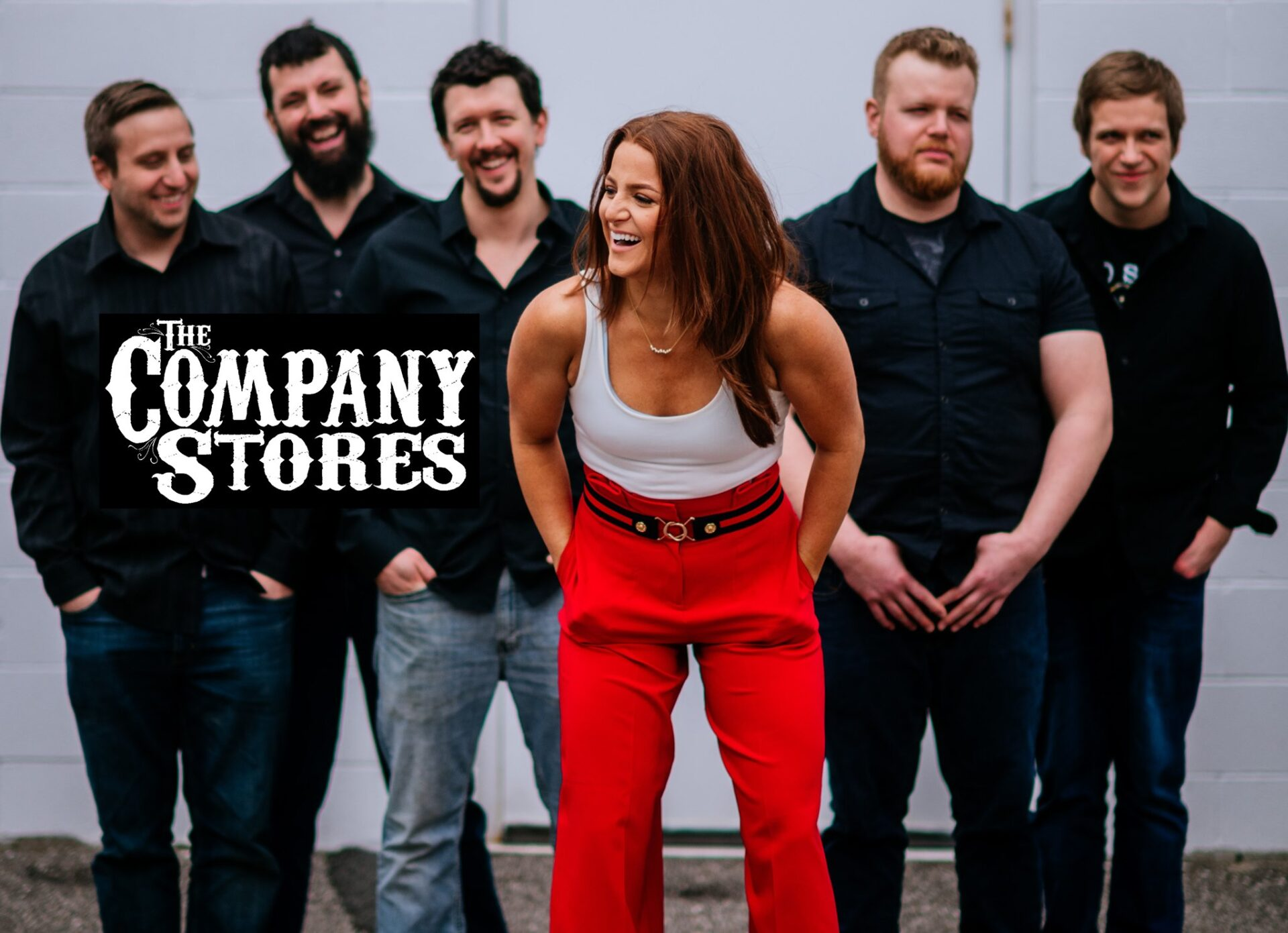 The Company Stores Live at Martin's Downtown