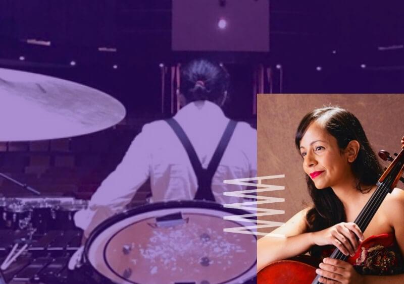 Music in the City   Veronica Parrales + Jason Mathena