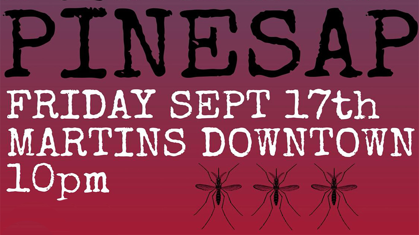 PineSap Live at Martin's Downtown