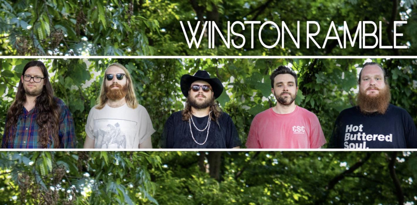 Winston Ramble Live at Martin's Downtown