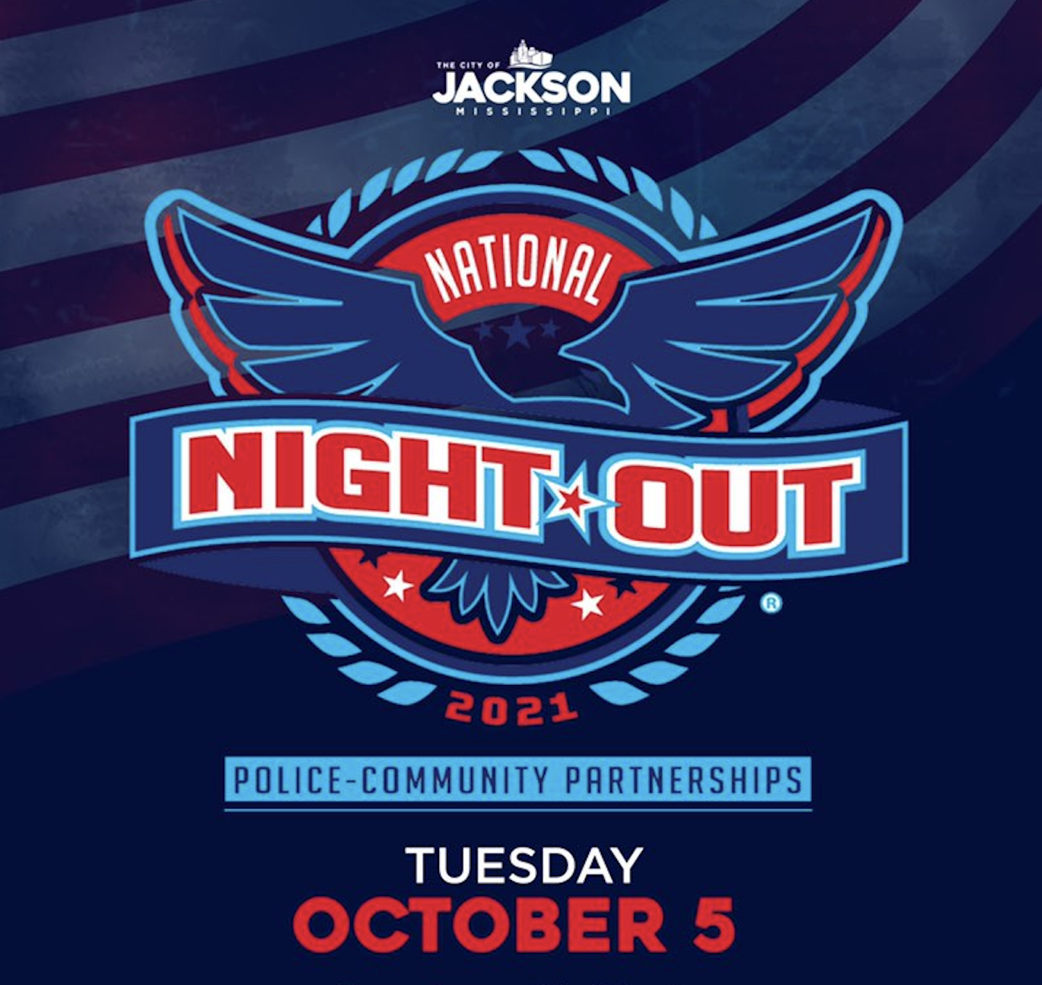 National Night Out | Jackson Police Department